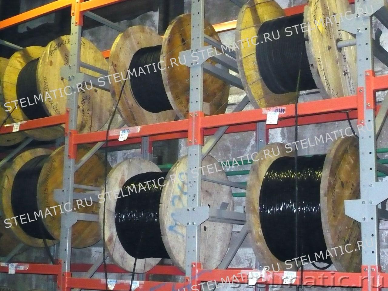 Самодельная катушка для размотки кабеля - Полезные самоделки 16