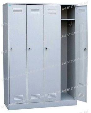 шкафы металлические в раздевалку